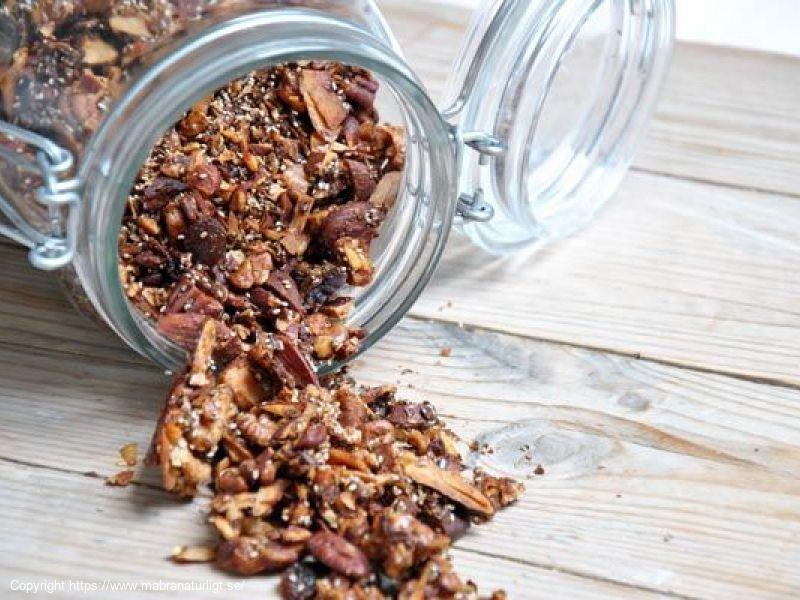 Chokladälskarens Granola