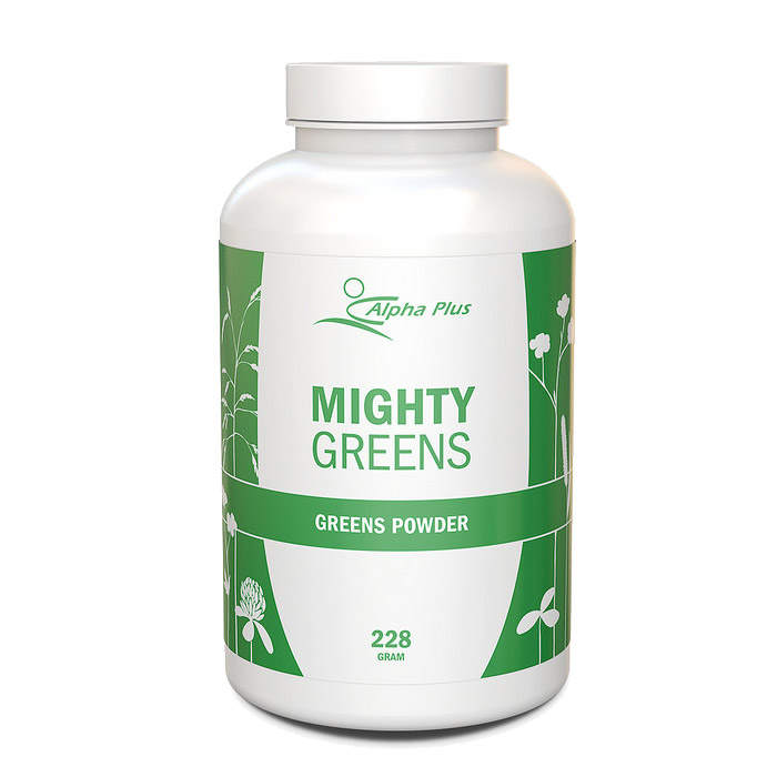Mighty Greens