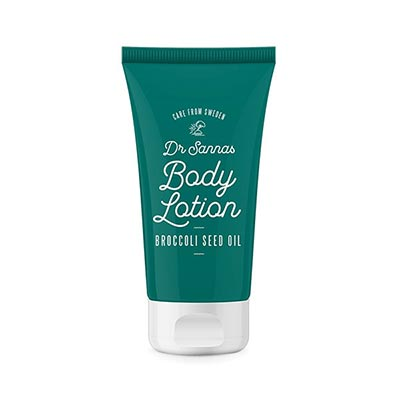 Bodylotion med probiotika